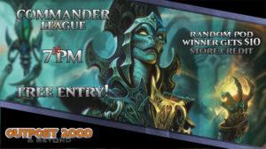 Magic - Commander