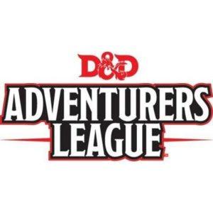 D&D Adventurer's League @ Outpost 2000 & Beyond